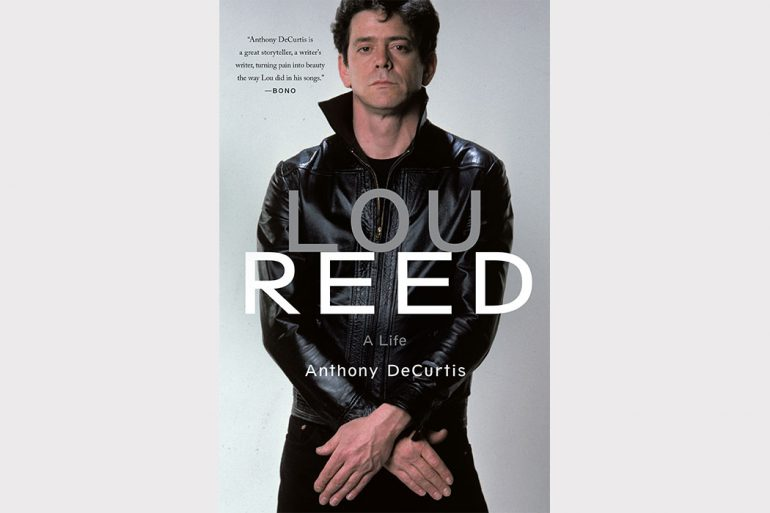 His book, 'Lou Reed: A Life,' aims to shed light on the musician's life beyond the sex, drugs, and rock and roll.