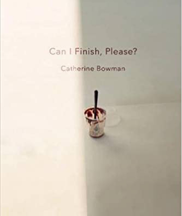 Book cover for Can I Finish, Please?