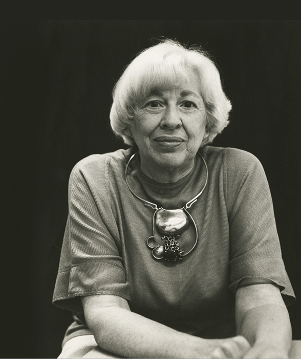 Photo of Alma Eikerman