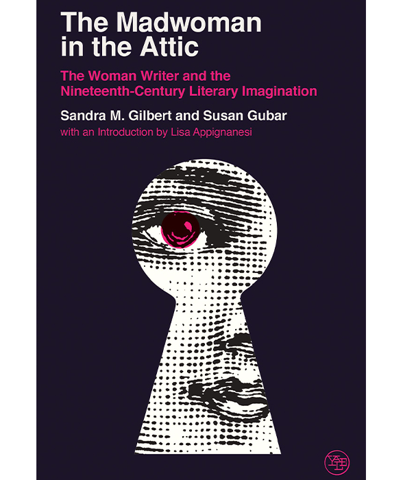Book cover for The Madwoman in the Attic