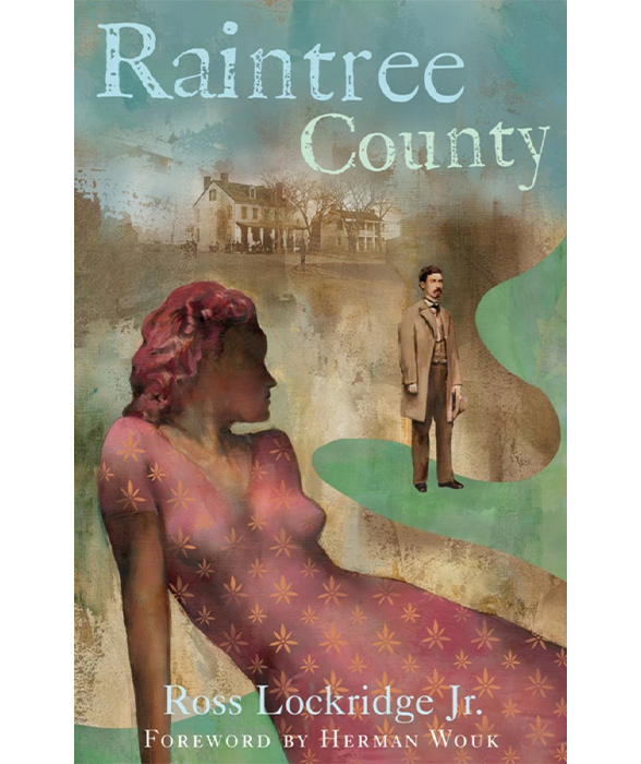 Book cover for Raintree County