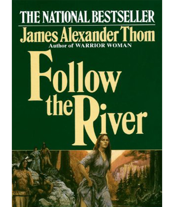 Book cover for Follow the River