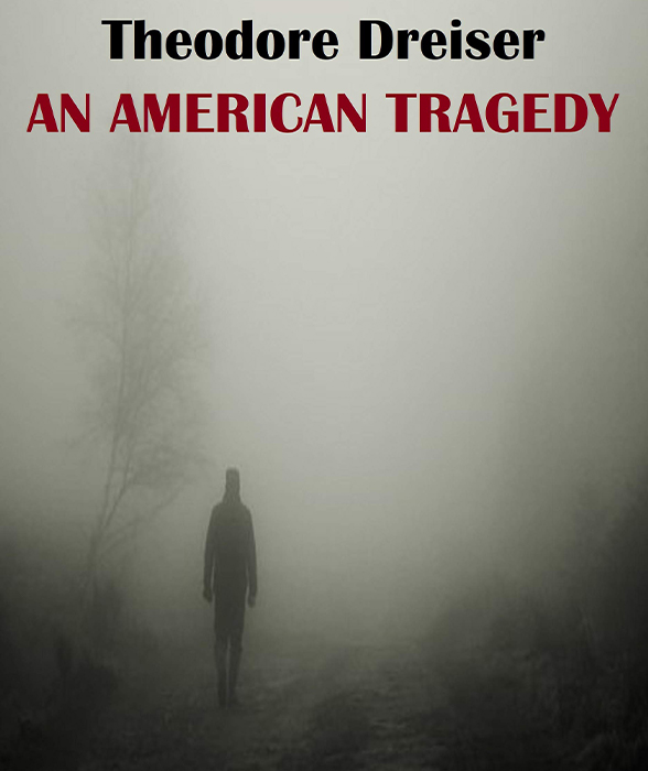 Book cover for An American Tragedy